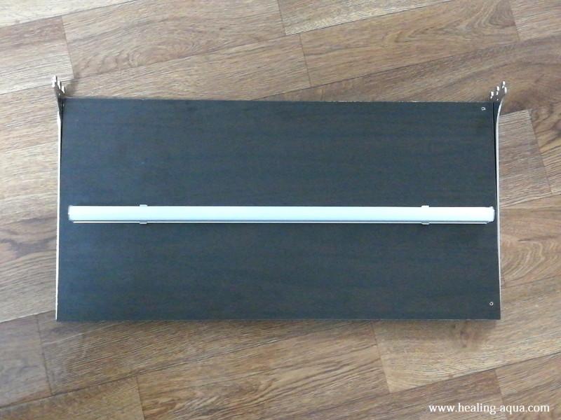器具一体型直管LED蛍光灯取り付け位置イメージ
