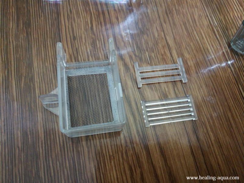 サテライト外掛式飼育ボックスの部品:オプション品