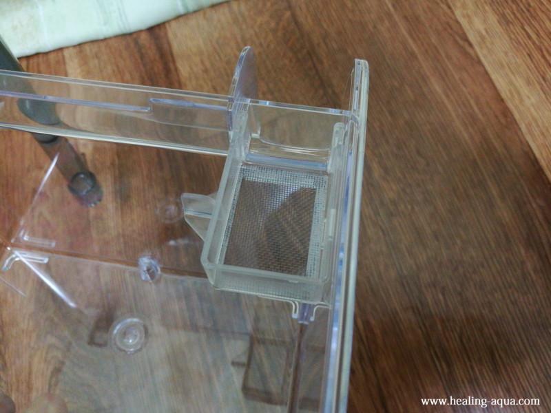 サテライト外掛式飼育ボックスオプション品サテライトグレードアップ2