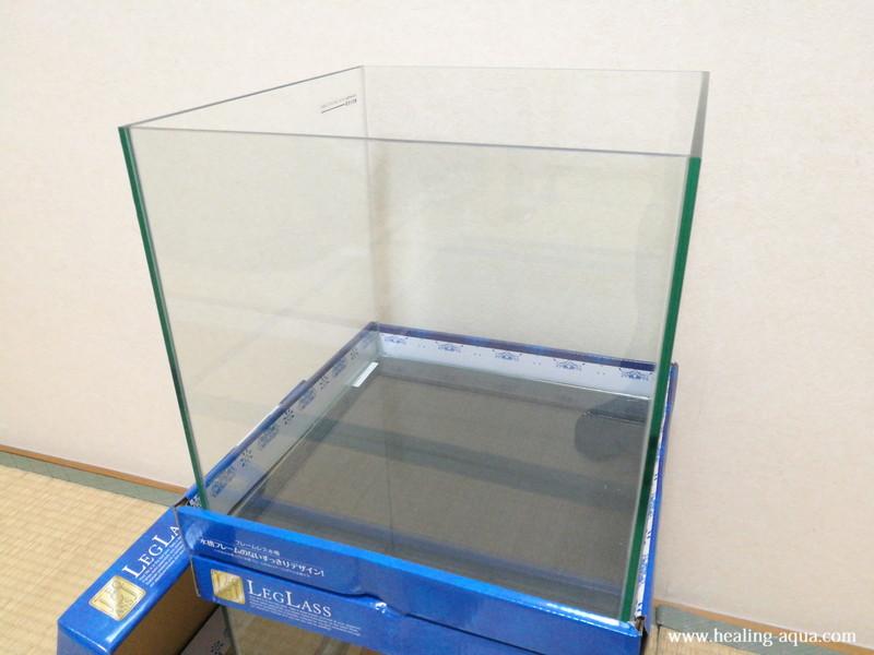 コトブキ工芸レグラス30cmキューブ水槽クリスタルキューブ300
