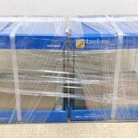 新水槽コトブキ工芸レグラス30cmキューブ水槽クリスタルキューブ300×2台