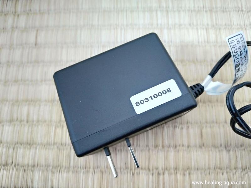 コトブキ工芸フラット(FLAT)LED300電源アダプター