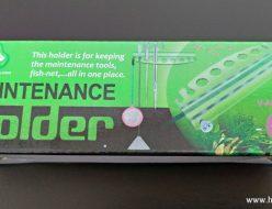 水槽用品を収納するメンテナンスホルダー