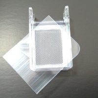 サテライトグレードアップセットⅡに下敷きでフタを作る